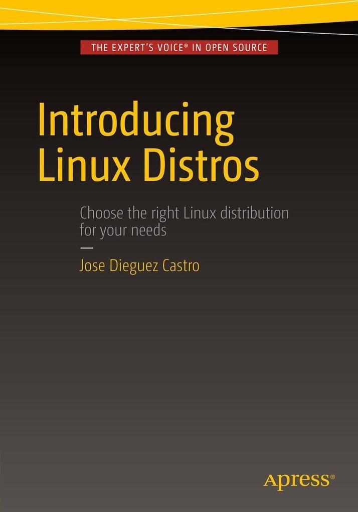 Introducing Linux Distros als eBook Download vo...