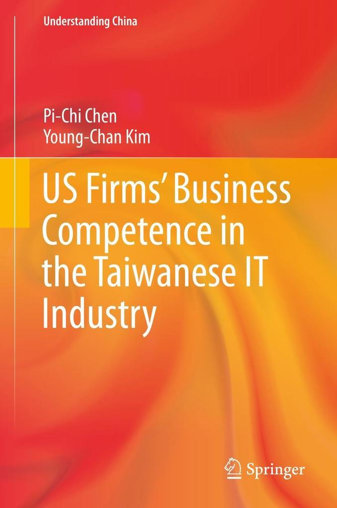 US Firms´ Business Competence in the Taiwanese ...