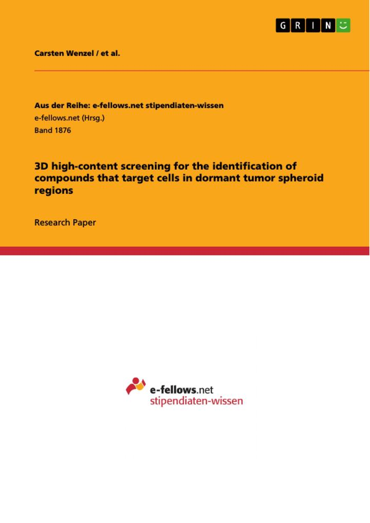 3D high-content screening for the identificatio...