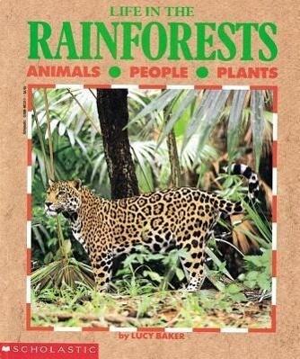 Life in the Rain Forests als Taschenbuch