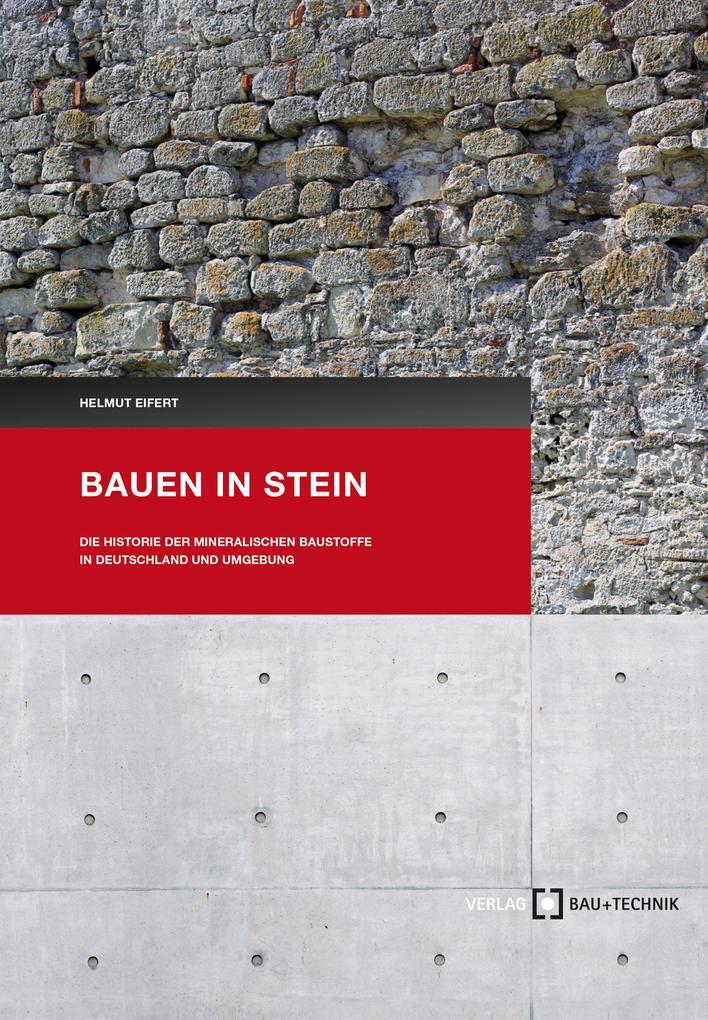 Bauen in Stein als eBook