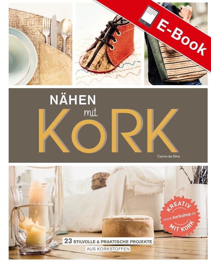Nähen mit Kork als eBook Download von Carmo da ...