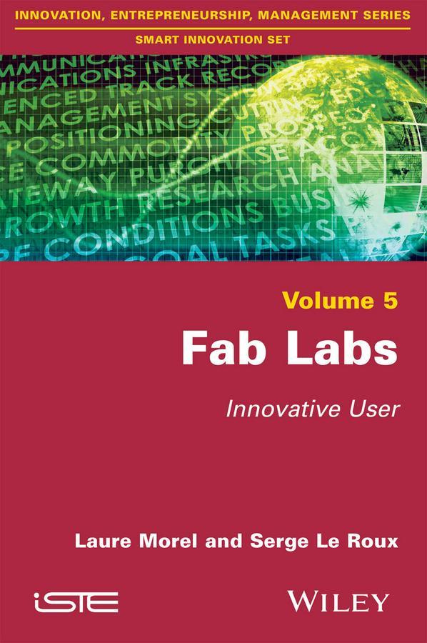 Fab Labs als eBook Download von Laure Morel, Se...