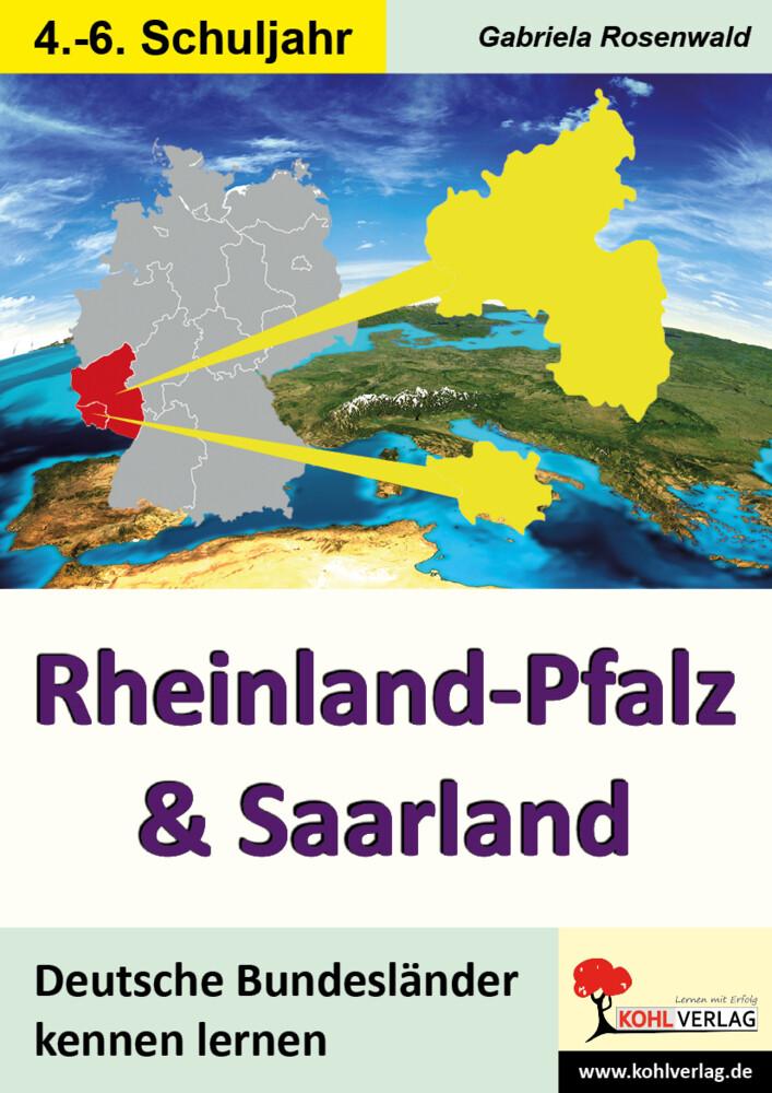 Deutsche Bundesländer kennen lernen. Rheinland-...