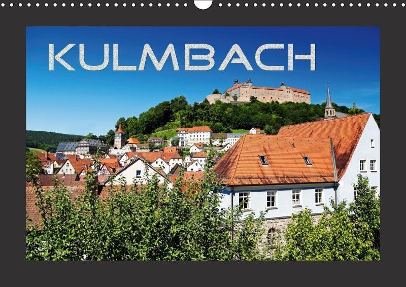 Kulmbach (Wandkalender 2017 DIN A3 quer)