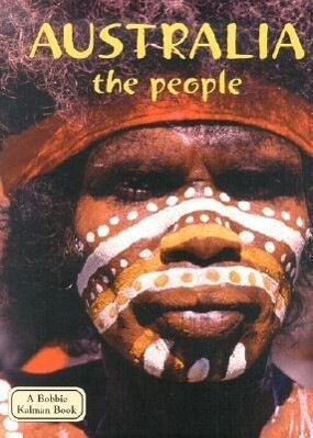 Australia the People als Buch