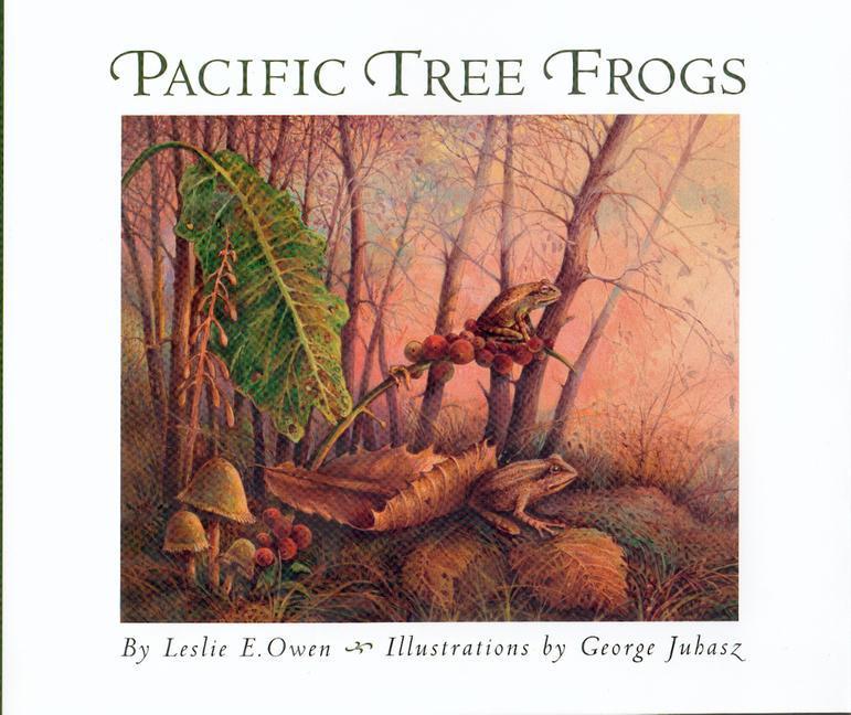 Pacific Tree Frogs als Taschenbuch