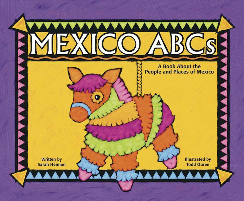 Mexico ABCs: A Book about the People and Places of Mexico als Buch