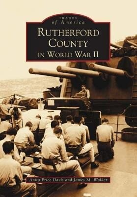 Rutherford County in WWII als Taschenbuch