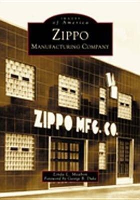 Zippo Manufacturing Company als Taschenbuch