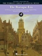 The Baroque Era: 53 Selections from Keyboard Literature, Concertos, Chamber Works, Oratorios & Operas for Piano Solo als Taschenbuch