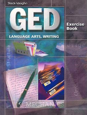GED Exercise Books: Student Workbook Language Arts, Writing als Taschenbuch