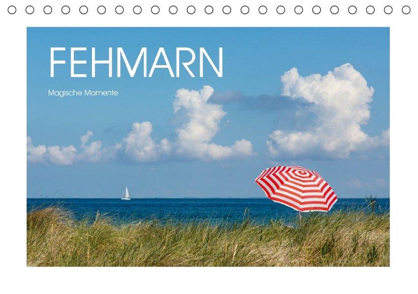 FEHMARN - Magische Momente (Tischkalender 2017 ...