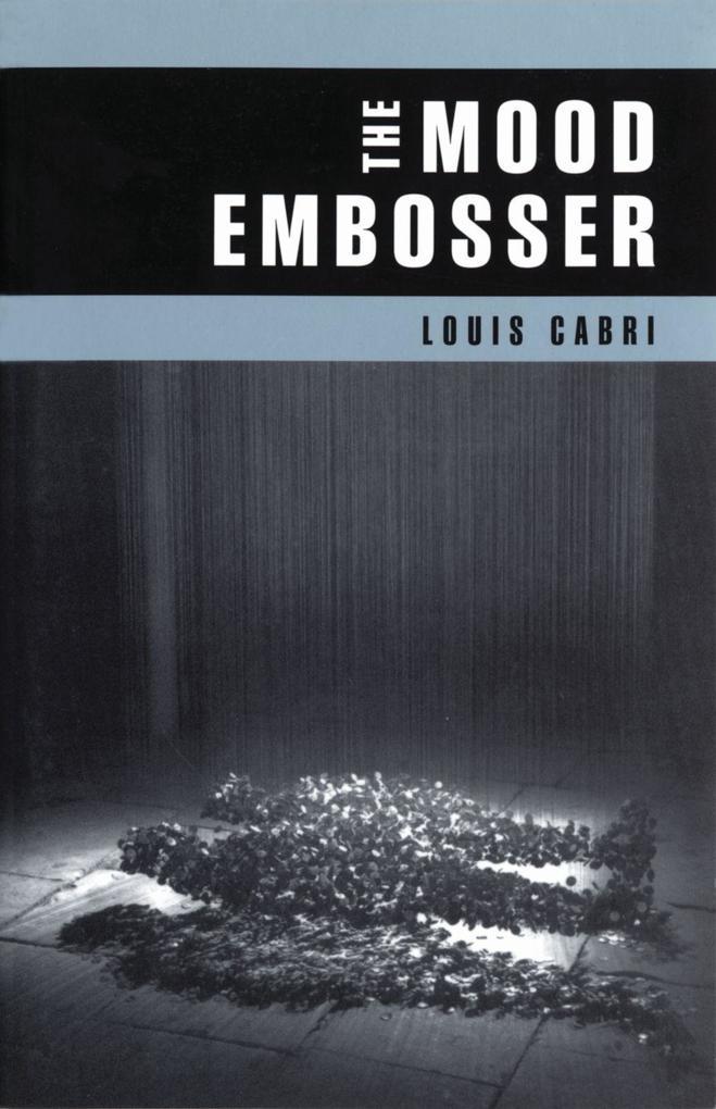 The Mood Embosser als Taschenbuch