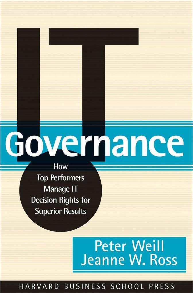 IT Governance als Buch