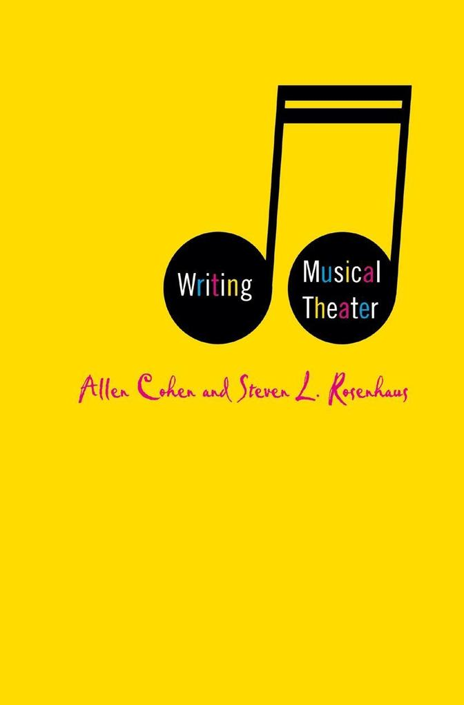 Writing Musical Theater als eBook Download von ...