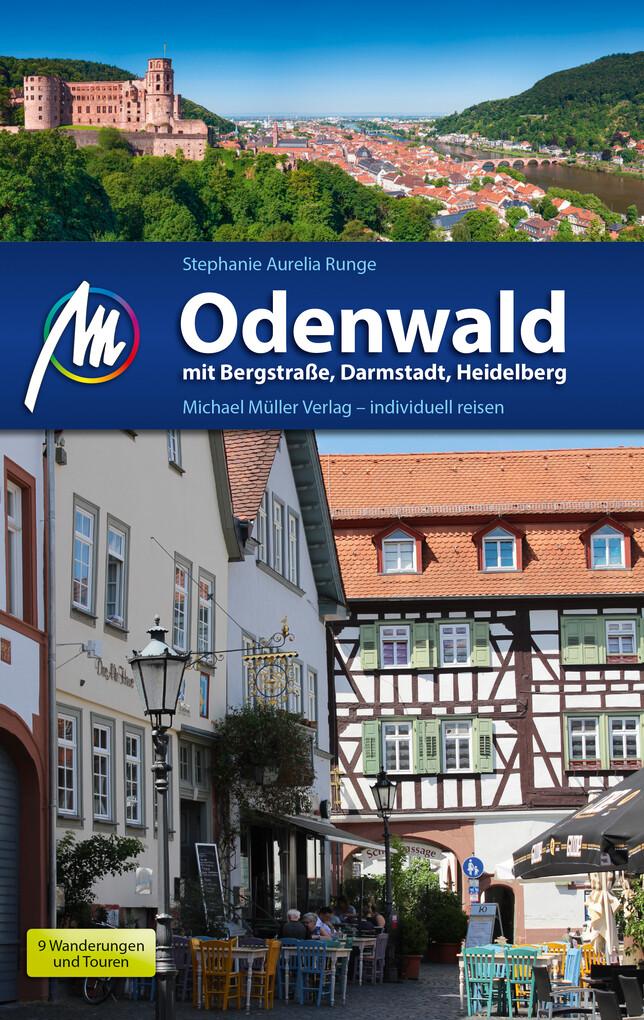 Odenwald Reiseführer Michael Müller Verlag als ...