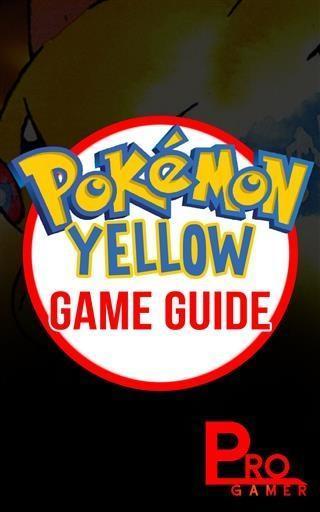 Pokemon Yellow Game Guide als eBook Download vo...