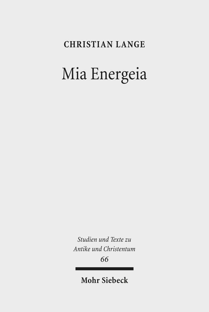 Mia Energeia als eBook Download von Christian L...