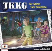 TKKG 198. Der Golem vom Dunkelsee