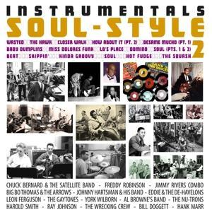Instrumentals Soul-Style Vol.2