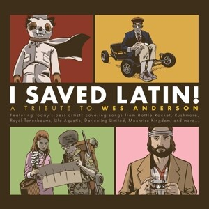I Saved Latin! A Tribute To Wes And