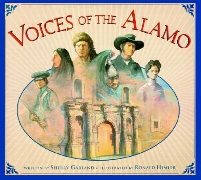 Voices of the Alamo als Buch