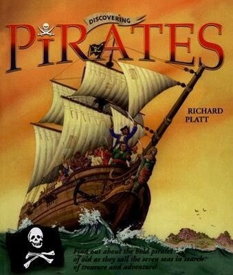 Discovering Pirates als Buch
