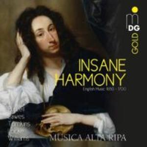 Insane Harmony-englische Musik 1650-1700