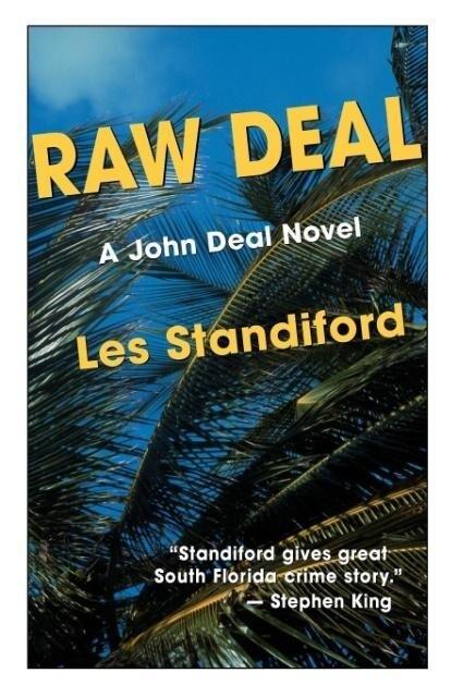 Raw Deal als Taschenbuch