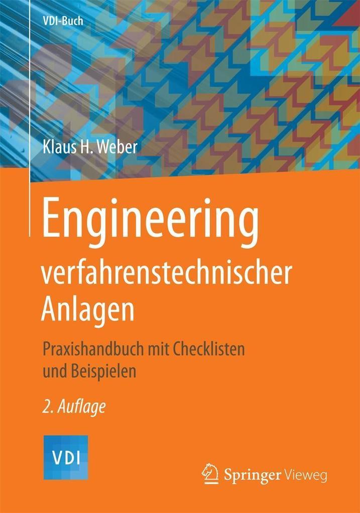 Engineering verfahrenstechnischer Anlagen als e...