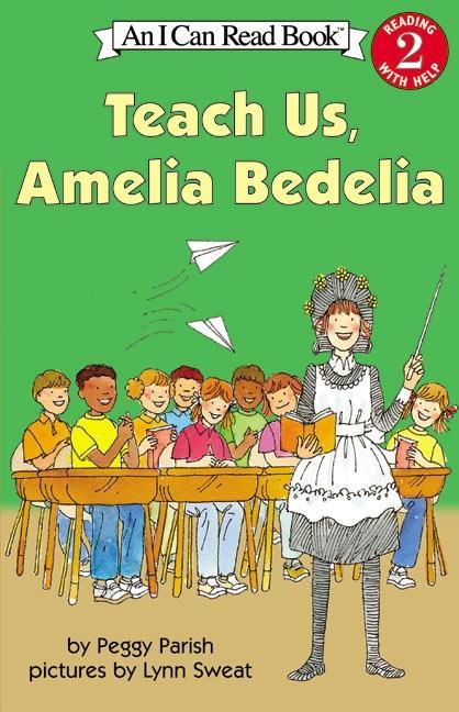 Teach Us, Amelia Bedelia als Taschenbuch