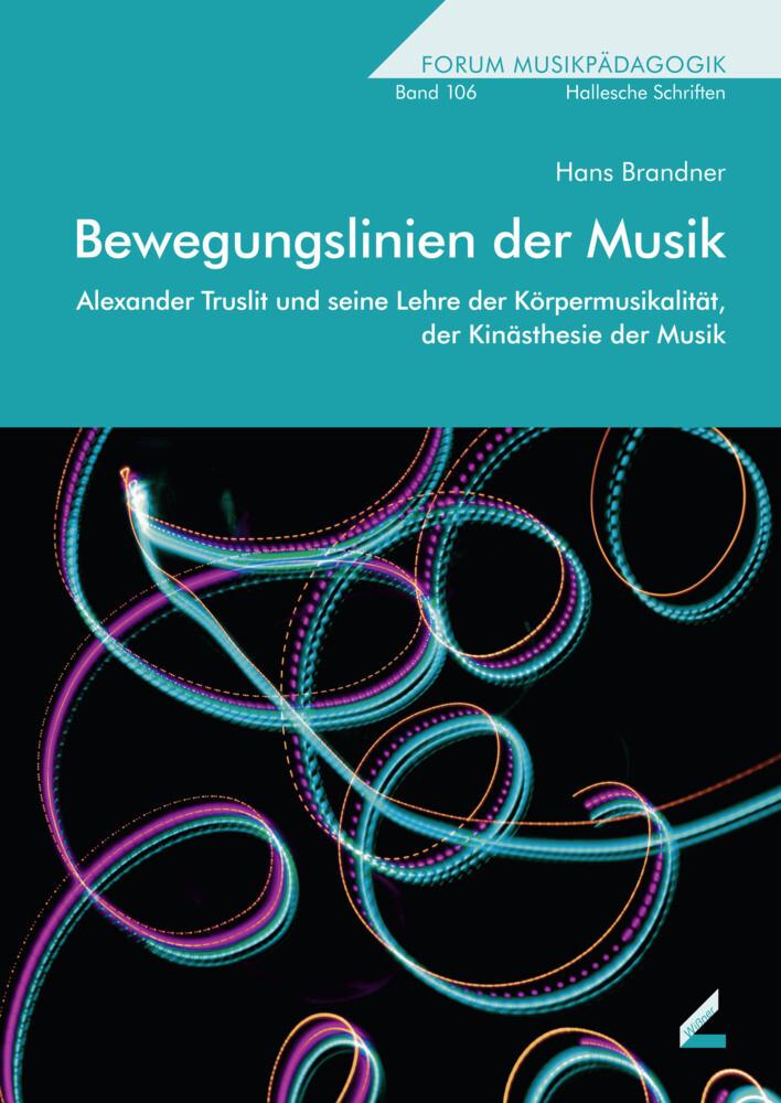 Bewegungslinien der Musik als Buch von Hans Bra...