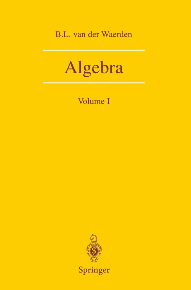 Algebra 1 als Buch