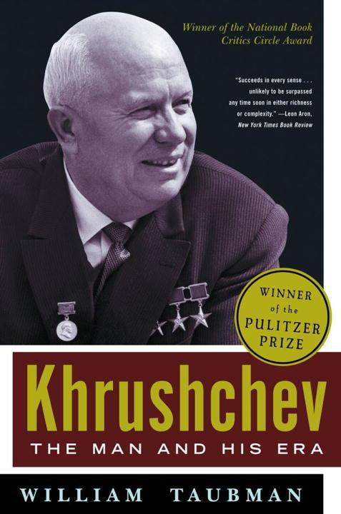 Khrushchev: The Man and His Era als Taschenbuch
