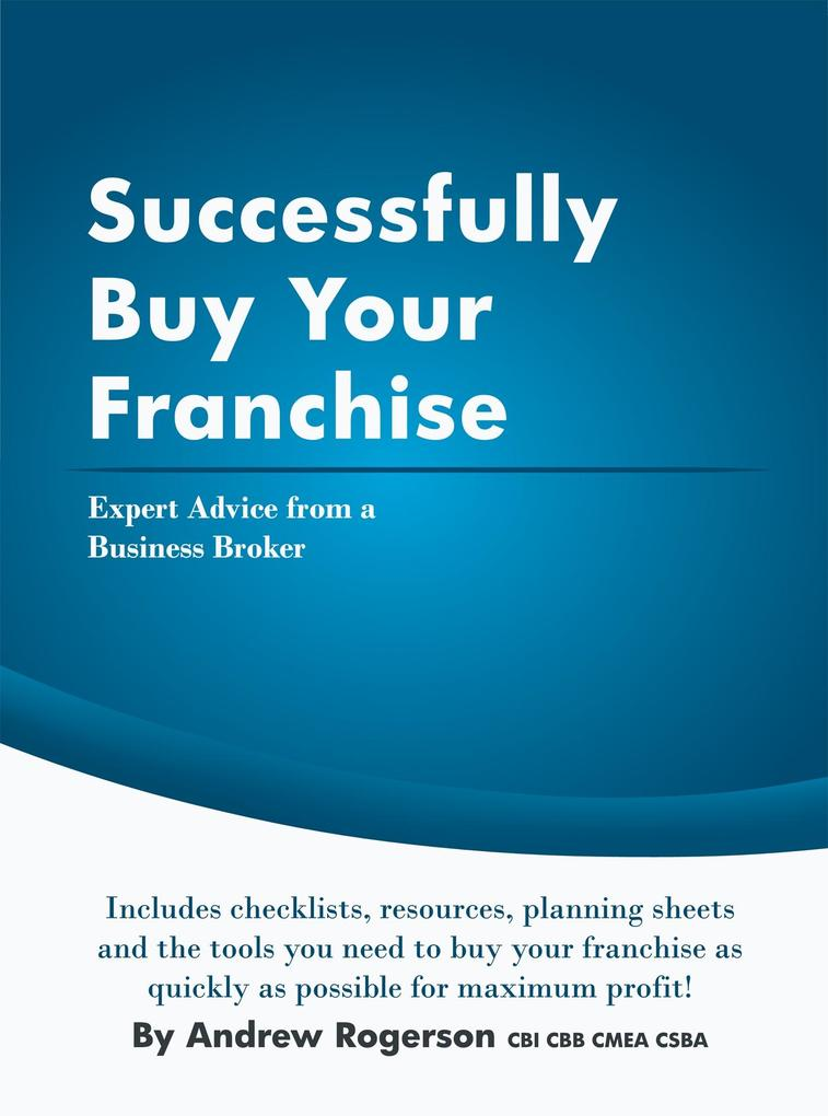 Successfully Buy Your Franchise als eBook Downl...