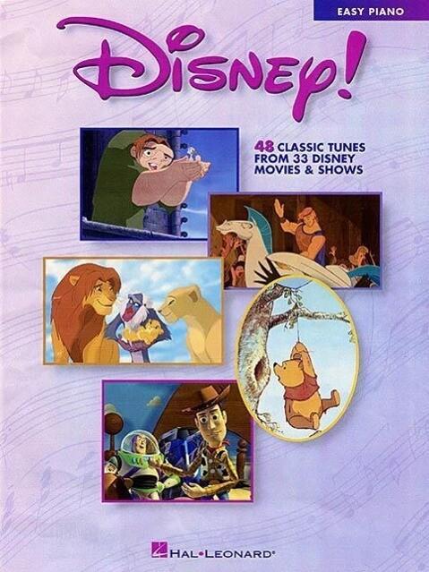 Disney! als Taschenbuch