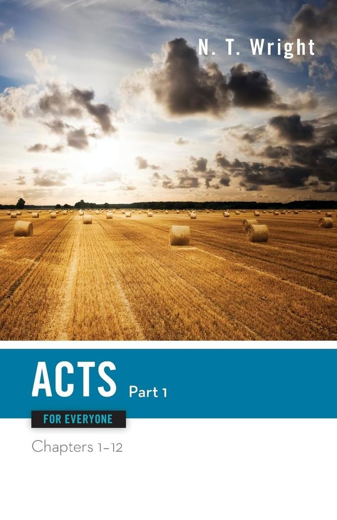 Acts for Everyone, Part 1 als Buch