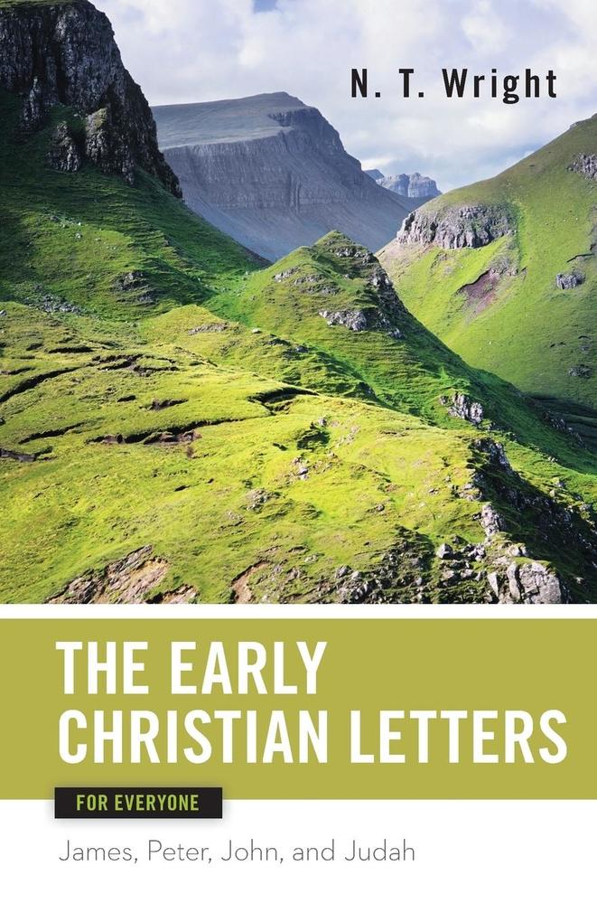 The Early Christian Letters for Everyone als Buch
