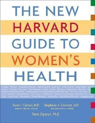 The New Harvard Guide to Women's Health als Buch