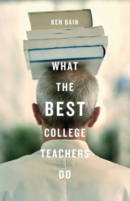 What the Best College Teachers Do als Buch