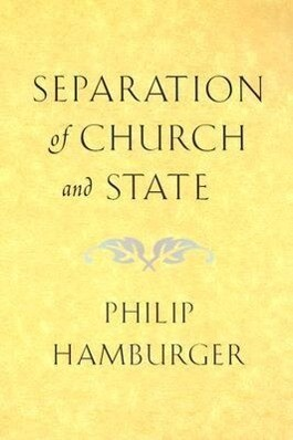 Separation of Church and State als Taschenbuch