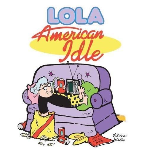 American Idle als Taschenbuch
