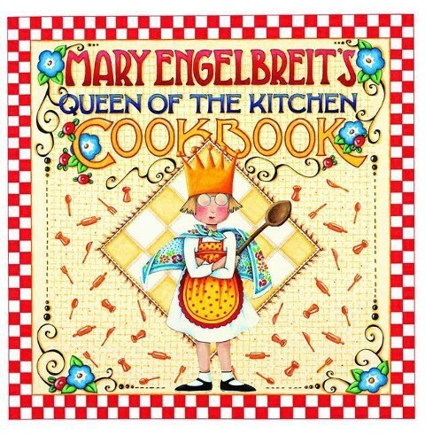 Mary Engelbreit's Queen of the Kitchen Cookbook als Taschenbuch