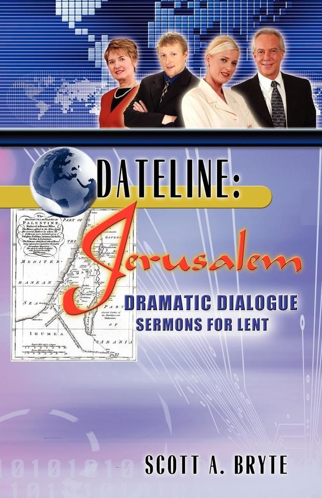 Dateline Jerusalem als Taschenbuch