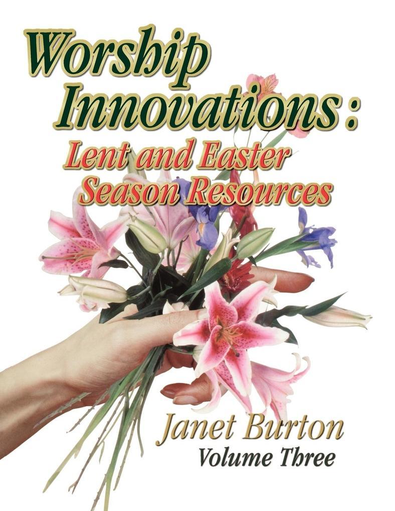 Worship Innovations Volume 3 als Taschenbuch