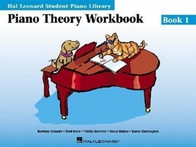 Piano Theory Workbook Book 1: Hal Leonard Student Piano Library als Taschenbuch