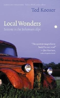 Local Wonders: Seasons in the Bohemian Alps als Taschenbuch