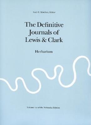 The Definitive Journals of Lewis & Clark als Taschenbuch