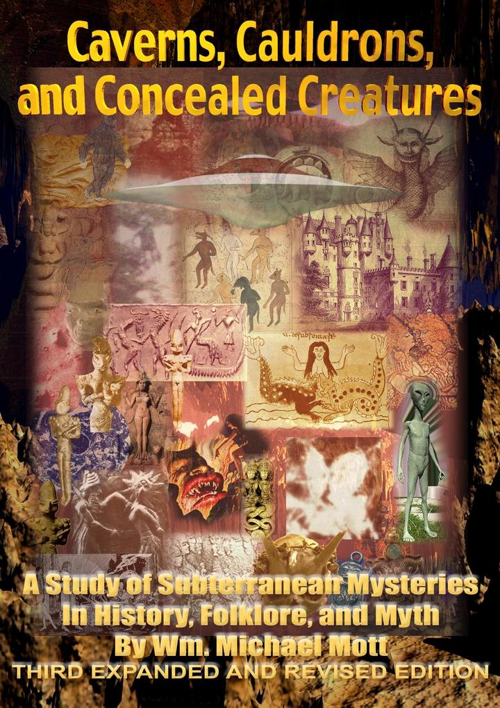 Caverns, Cauldrons, and Concealed Creatures 3rd...
